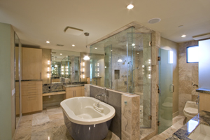 Glass Shower Door, Shower Door, Bathtub Door